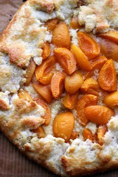 Apricots can be a bit iffy when eaten out of hand, but in this apricot frangipane galette, they are spread atop a flaky buttery pastry crust and creamy almond pastry cream, where they are roasted to deeply sweet perfection.
