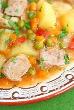 Bulgarian Recipes, Turkish Recipes, Greek Recipes, Bulgarian Food, Ethnic Recipes, Roasted Tomato Soup, European Cuisine, Hot Soup, Recipes From Heaven