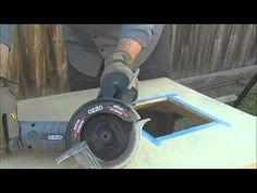 Kim road tests a brand new item that's fresh off the Ozito power tool line. Story Title: x2 Twin Cutter Episode: 8 Broadcast Date: 11th May 2013 Presenter: K...
