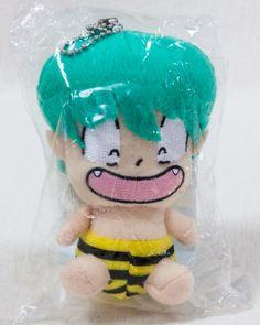 Urusei Yatsura TEN Chan Mascot Plush Doll Figure Key Chain JAPAN ANIME MANGA