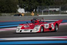 Ex Team BIP - Ecurie Bonnier - Lola T292 Cosworth - Chassis: HU64 - Driver: Tom Zurstrassen - 2014 Dix Mille Tours.