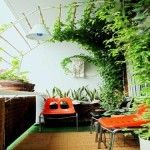 balcony garden ideas Kitchen garden inspiration, edible garden ideas - Spot Design Studio (www.spotdesignstudio.com.au)