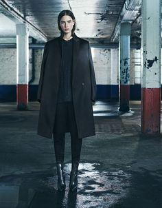 ALLSAINTS: Women's lookbook New York Fashion Week 2014