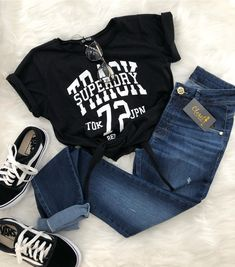 Ideas for clothes nike outfits Teen Fashion Outfits, Nike Outfits, Cute Fashion, Look Fashion, Outfits For Teens, Trendy Outfits, Korean Fashion, Girl Fashion, Fashion Clothes