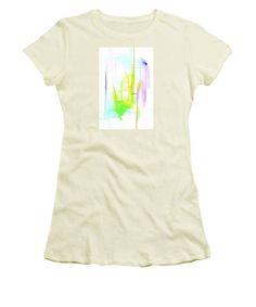 Women's T-Shirt (Junior Cut) - Abstract 9615