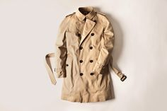 Image of Burberry Trench Coat
