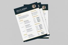 Check out swiss style resumecv set template by snipescientist on the elite rsum resume templatescreative design yelopaper Gallery