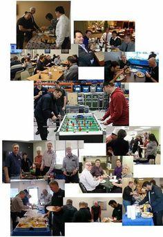 Employee Appreciation Day at our Freeman AV Canada offices! #FreemanAVCanada #FreemanCo #TrueBlue