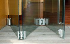 32 Awesome frameless folding glass doors images