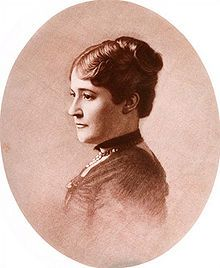 Mary Arthur McElroy was the sister of President of the United States, Chester A. Arthur, and served as a hostess for his administration She assumed the role because Arthur's wife, Ellen Lewis Herndon Arthur, had died only a year and a half earlier.