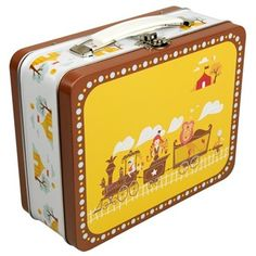 Blafre circus lunchbox