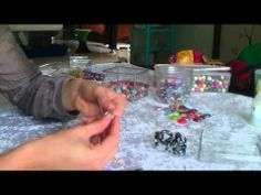 Tuto : boucles d'oreilles Cathoo Crea - YouTube