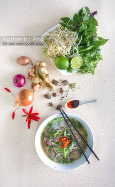 """Pho "" by Thai Hoa Pham, via 500px."