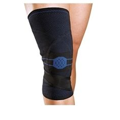Designed by leading sports physiotherapist Randall Cooper, The Thermoskin Cooper Knee Sleeve  is designed to help prevent knee injuries and also to help the rehabilitation of existing knee injuries.