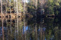 October and autumn sunshine in Finland - Lokakuu 2015 ja syysauringon paistetta Suomessa
