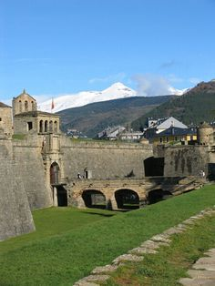 Jaca, Huesca. Spain