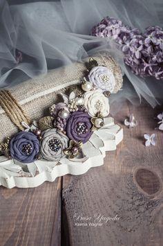 """Купить Брошь """"Цветущий май"""" - сиреневый, фиотетовый, серый, белый, цветочная композиция, цветочная брошь"""