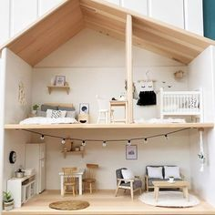 41+ trendy diy furniture modern doll houses
