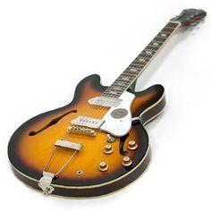 Hello Music: Epiphone Guitar *FREE SHIP* 'Inspired By' John Lennon Casino