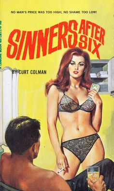 Sinners After Six, publisher and publication date unknown