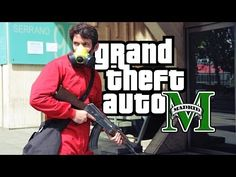 ▶ Grand Theft Auto: Madrid - Teaser Parody - Fan-Made in Real Life