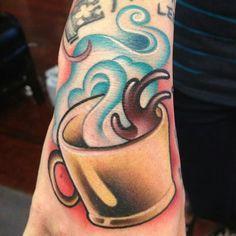 tattoo coffee stain - Sök på Google