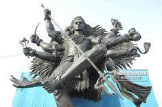 Hindu god Shiva sculpture - un-corny