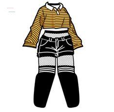 Runway fashion own design clothes, design clothes draw fashion… Clothes Draw, Drawing Anime Clothes, Manga Clothes, Dress Drawing, Fashion Design Drawings, Fashion Sketches, Fashion Illustrations, Illustration Fashion, Girl Clothing