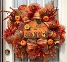 Image result for images of fall wreaths