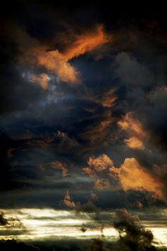 Se avecina tormenta, fotografía de  Marcin Prasal