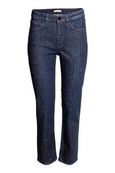 Denim Stretch cotone morbido Women/'s Katy Jeans Dritti Straight Fit 5 tasche