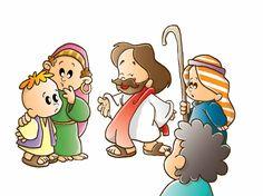 imagenes personajes biblicos para niños - Buscar con Google