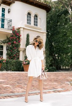 Elizabeth and James Dress from Nordstrom - The Style Bungalow