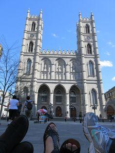Notre-Dame Basilica, Montréal, Canada