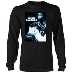 272b2674 Herbie Hancock - Maiden Voyage Jazz Long Sleeve Shirt. Pilot ClothingPilot T  ...