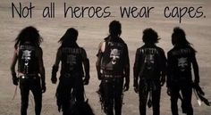 BVB Army damn right they dont have to wear capes!