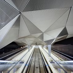 High Speed Train Station in Logrono by Abalos+Sentkiewicz Arquitectos