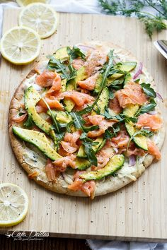 The Latest Health Food Trend : Avocado Pizza 14
