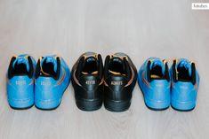 Groom and best men 's custom shoes