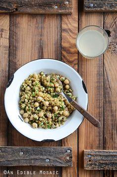 Lemony Chickpea and Herb Wheat Berry Salad Recipe #vegan #Chickpea #garbanzobeans #garbanzos #chickpeas #cook #dinner #vegan #veganrecipes #veganfood #healthylifestyle #healthy #healthyfood #nutrition Kale Salad, Bean Salad, Cooking Garbanzo Beans, Wheat Berry Salad, Flavored Butter, Cook Dinner, Healthy Lifestyle, Vegan Recipes, Chickpeas