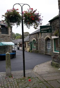Tavistock Pannier Market built 1105