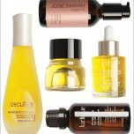 Oils for face for that really dry skin person out there, like me!