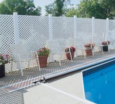 used to Decoration in many ways to beautify your home and garden. Ecoscreens is one of the famous brand of plastic lattice which are used in the retail, building, industrial, marine, primary production and many other sectors. Primary Production, Plastic Lattice, Porch Enclosures, Privacy Screens, Outdoor Ideas, The Great Outdoors, Fence, Home And Garden, Industrial