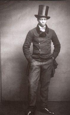 A young dandy, London, circa 1903