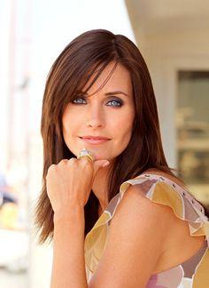 Courteney Cox - actress - born in Birmingham, Alabama. 06/15/1964