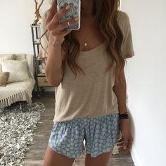 Printed Volos Shorts