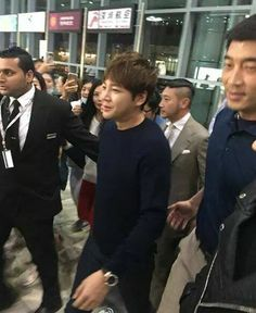 JKS AIRPORT 15.11.2016 Leaving Macao back to S.Korea.