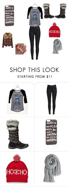 """I woke up like this"" by cheyanne-lewis ❤ liked on Polyvore featuring dELiA*s, Muk Luks, JFR, Calypso St. Barth, Joe Browns, women's clothing, women's fashion, women, female and woman"