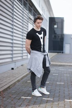 Adidas Stan Smith #Men #Street #Style #Catg.R