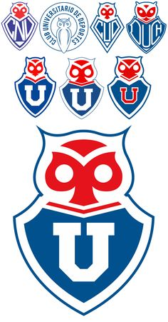 Club Universidad de Chile. Chile Wallpaper, Badge, Football Team Logos, Juventus Fc, Stickers, Old And New, Evolution, Pokemon, Soccer